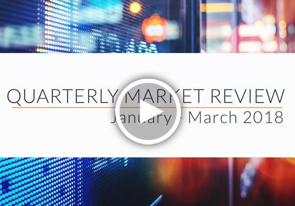 Quarterly Market Review: January-March 2018